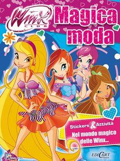 ¡Nuevo cuaderno de pegatinas y actividades Winx Club Trendy! http://poderdewinxclub.blogspot.com.ar/2013/11/nuevo-cuaderno-de-pegatinas-y.html