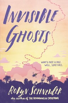 Invisible Ghosts by Robyn Schneider is the young adult book your summer needs. Cool Books, Ya Books, Free Books, Books To Read, Drama Class, Portfolio Illustration, Science Fiction, Magazine Ideas, Capes