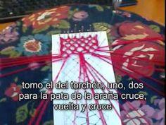 Paso a paso 4: Arañas - YouTube