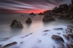 SUNRISE ON THE COSTA BRAVA by Lluis  de Haro Sanchez #xemtvhay
