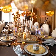 Dinner Party Inspiration