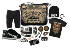 """""""Tag set"""" by two-hundred-forty-nine-point-two ❤ liked on Polyvore"""