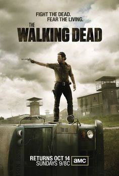 #TheWalkingDead : The Walking Dead is based on a comic book series of the same name by Robert Kirkman.