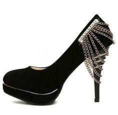 Black Dress Shoes CPA Fashion