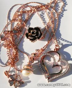 @Bellast Jewelry necklace