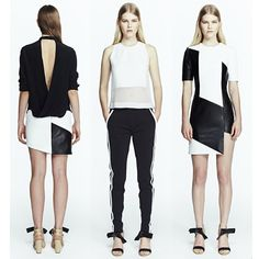 dion lee // neoclassical