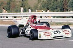 1973 GP RPA (Kyalami) Tyrrell 004 - Ford (Eddie Keizan) F1 Drivers, Car And Driver, Formula One, Vintage Cars, Race Cars, Ford, African, Racing, South Africa