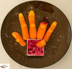 Fun food for kids Halloween