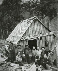 Washington state, 1900's