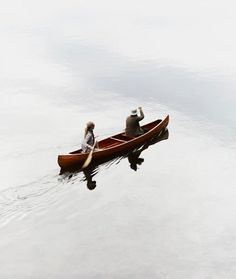 This on my To Do List with my husband: canoe together - Row something besides our Donzi!  Hahahahaha