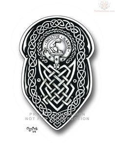Tribal Celtic Tattoo Sample