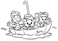 Måla och färglägg - Bamse.se Colouring Pages, Coloring Sheets, Kids Colouring, Coloring Pages For Kids, I Tattoo, Free Printables, Halloween Costumes, Snoopy, Drawing