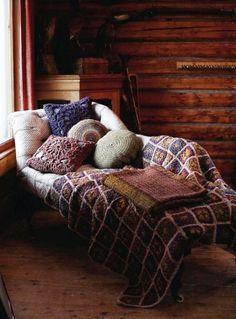 a cozy corner - Ana Rosa