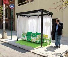 Ikea: bus stop