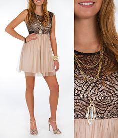 'Dance 'Til Dawn' #buckle #fashion www.buckle.com Love this hint hint