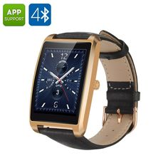 Zeblaze Cosmo Bluetooth Smart Watch - IP65, Waterproof, Android and iOS, Heart Rate Monitor, Pedometer  (Golden)