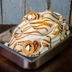 Featuring recipes for gelato, sorbetto, frozen yogurt, soft serve, pastries and more! Basic Gelato Recipe, Soft Serve, Pina Colada, Dessert Recipes, Desserts, Frozen Yogurt, Maple Syrup, Pumpkin Spice, Pancakes