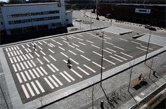 Buro Sant en Co landschapsarchitectuur - Olympisch Stadion