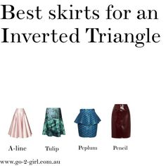 Best skirts for an Inverted Triangle by go-2-girl on Polyvore featuring Burberry, FAIR+true, Proenza Schouler and Rochas