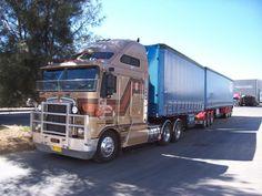 Kenworth Aussie Truck kuvat!
