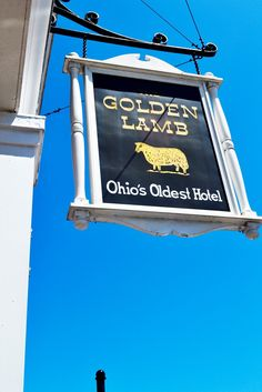 The Golden Lamb Restaurant and Inn - in Lebanon, OH
