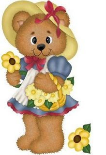 GIRL TEDDY BEAR