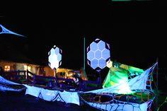 Atomental's love celebration Install and Vj set