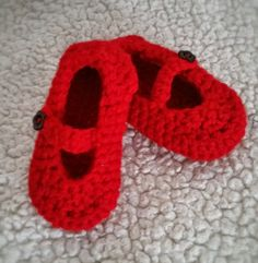 crochet Mary jane baby bootie shoes by KissedbytheMoonB on Etsy
