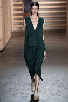 REPIN this Tibi look and it could be yours to rent next season on Rent the Runway! #RTRxNYFW