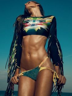 How to get a Bikini Belly fast! -- Great Video! -- ...