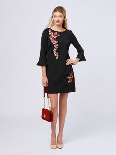 Barcelona dress Different Dress Styles, Current Fashion Trends, Dress Images, Vintage Inspired Dresses, Review Fashion, Occasion Wear, Dresses For Sale, Everyday Fashion, Barcelona