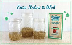 http://woobox.com/682d6f/ioqnfx                                         Enter for your chance to win a mason jar set