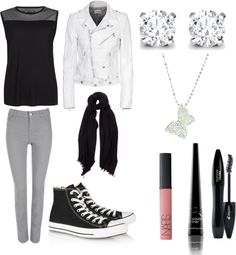 """""""BWG"""" by mar-leguizamon ❤ liked on Polyvore"""