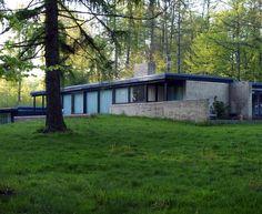 Jørn Utzon's sun-responsive houses