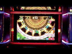 Jackpot Island slot machine bonus win at Revel Resort Casino in Atlantic City, NJ