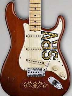 Blues guitarist Stevie Ray Vaughan received this instrument from his wife, Lenny, in 1980 as a 26th birthday present. This guitar was one of his favourites and he used it many times up until his death in 1990.