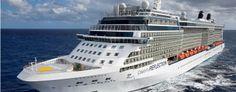 Kreuzfahrtschiff Celebrity Reflection Reiseziel: Transatlantik Schiff: Celebrity Reflection Datum: 17 Okt 2014 Abfahrtshafen: Rom (Civitavecchia), Italien Übernachtungen: 15 Nächte