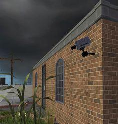 CCTV Burglar Alarm