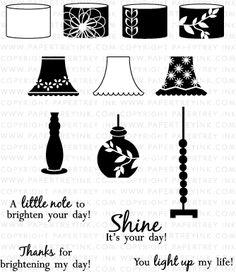 Lighten Up Stamp Set: Papertreyink