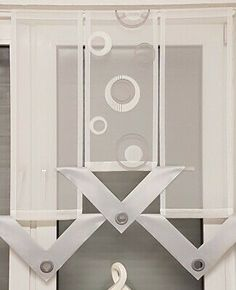 Deco, Symbols, Blinds, Sewing Curtains, Diy Curtains, Window Design, Make Your Own, House, Deko
