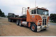Cool Trucks, Big Trucks, Pickup Trucks, Old Bangers, Clean Metal, Road Train, Kenworth Trucks, Vintage Trucks, Edd