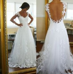 This is absolutely beautiful.....I could see myself in this dress