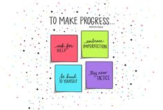 To Make Progress In Your Parenting:  In my blog, I give you ideas how to implement these in your parenting to make progress!    #parenting #children #kids #toddlers #motivational #positive #inspiration #earlyyears