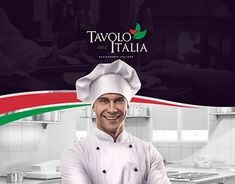 "Check out new work on my @Behance portfolio: ""Tavolo dell'Italia - Restaurante italiano"" http://be.net/gallery/61040323/Tavolo-dellItalia-Restaurante-italiano"