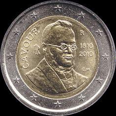 Italia 2€-2010 _Cavour_