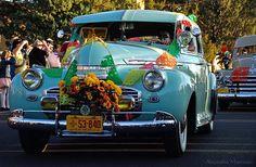 Dia De Los Muertos Parade, Albuquerque, New Mexico