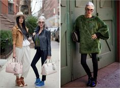 From Drabulous to Fabulous: TODAY IN THE CLOSET: Coach, LInda Rodin