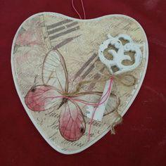 Love #lemieopere #imieicorsiadimperia #decoupage #arte #mercatini