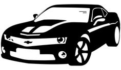 Image result for automobile silhouette