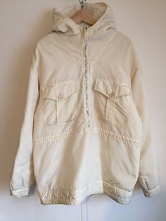 fb09a6c83 Helmut Lang Archive Vintage SS 1988 Nylon Jacket Coat 50 | eBay 야외 복장,  Helmut